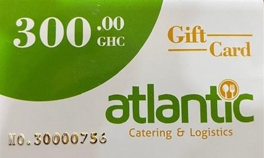 Gift Card - Platinum