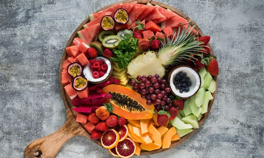 Fruit platter (GF/DF)