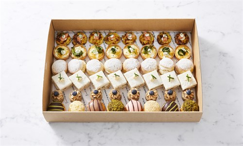 HIGH TEA BOXES