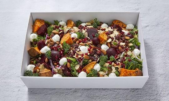 Super salad (V, GF)