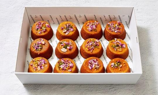 Orange & Almond Cakes (GF)