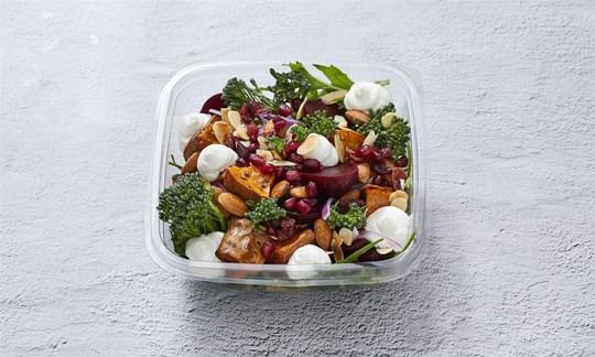 Super salad bowl (V, GF)