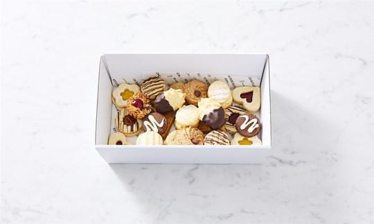 Deluxe biscuit box