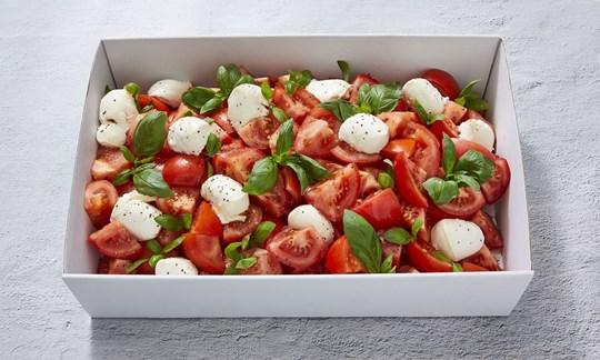 Caprese salad (GF)