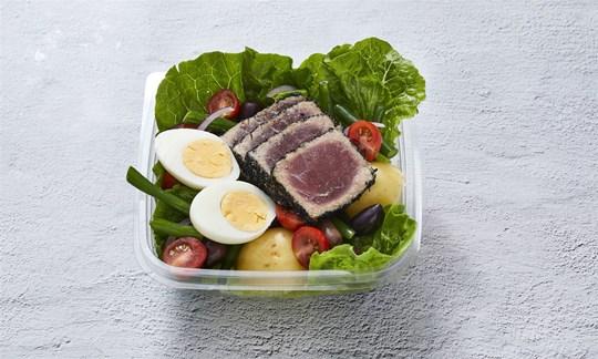 Tuna nicoise salad bowl (GF)