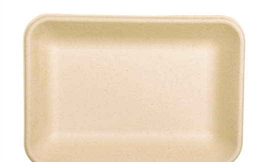 Rectangle bamboo plate - Large