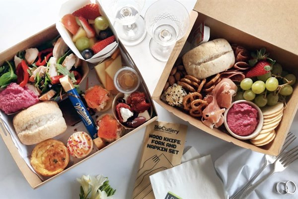 LUXE PICNIC BOXES