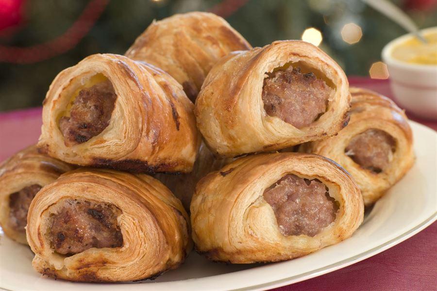 Kewpie  - Sausage rolls