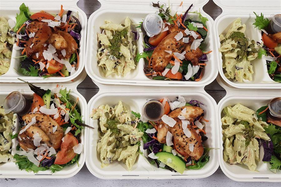 Individual Chicken salad