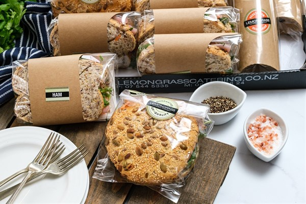 STAFF - LARGE SEED ROLL