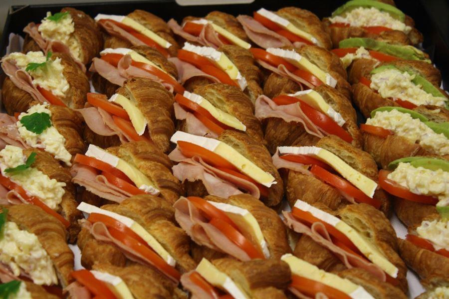 Kewpie Finger Food Platters