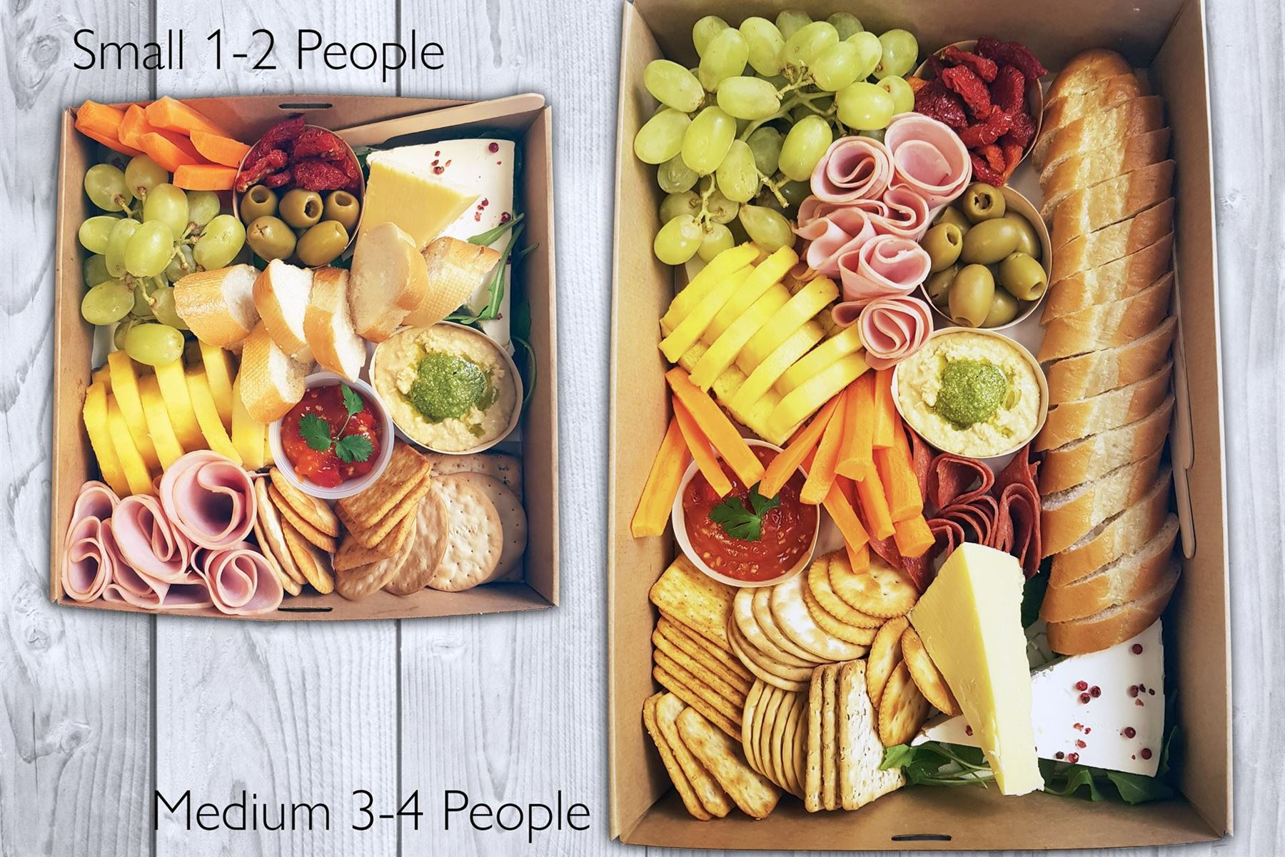 Graze Boxes Gift Boxes Lemongrass Catering