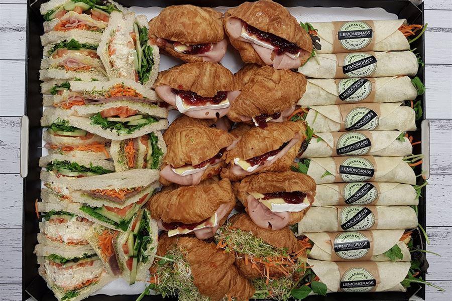 Sandwich Platter (serves 10)