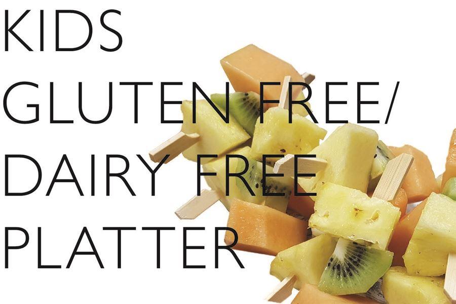 Kids Gluten Free/Dairy Free Platter (feeds 10 children)
