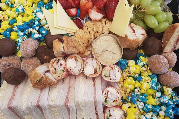 KIDS GLUTEN FREE/DAIRY FREE PLATTER (feeds 10 children)