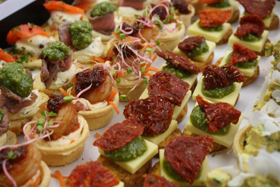 Canapes #1
