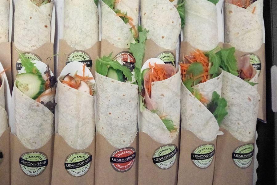 Vegan Wrap (1pp)