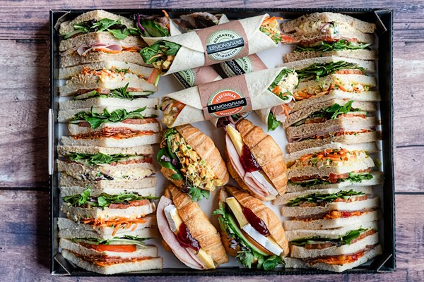 BIG MIX SANDWICH PLATTER