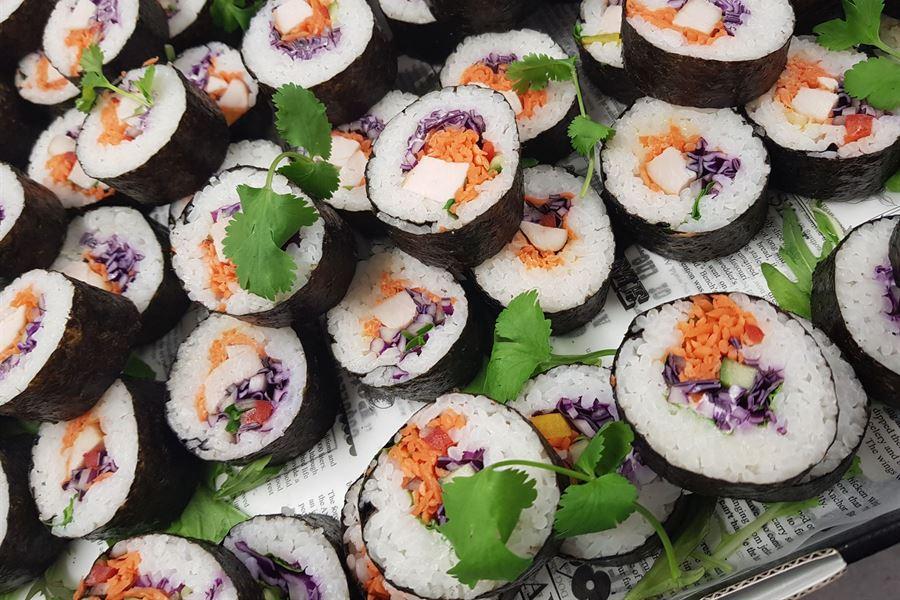 Sushi (2pp)