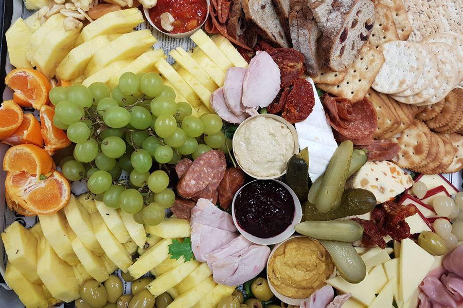 Antipasti platter (serves 10)