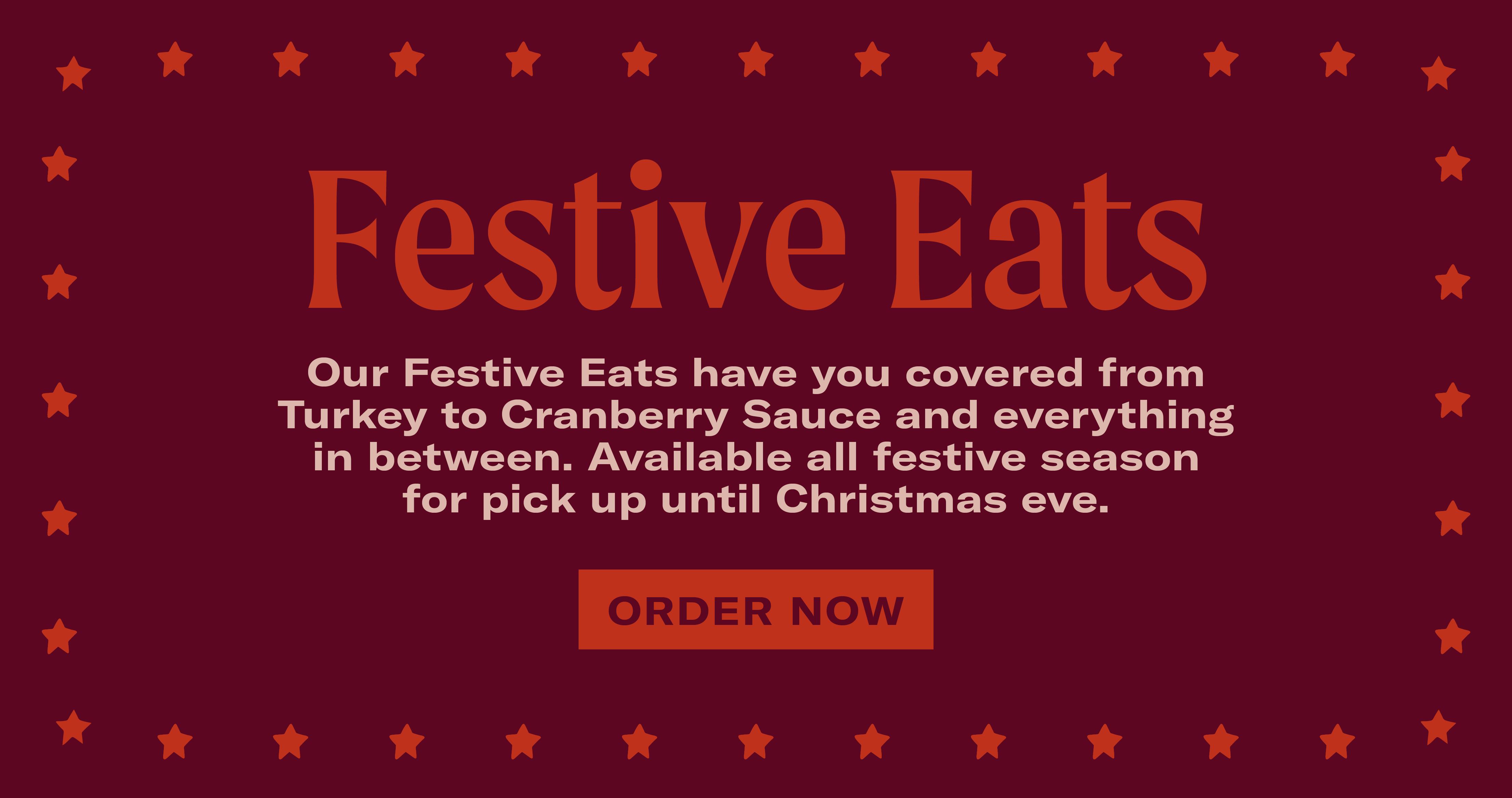 Festive Eats