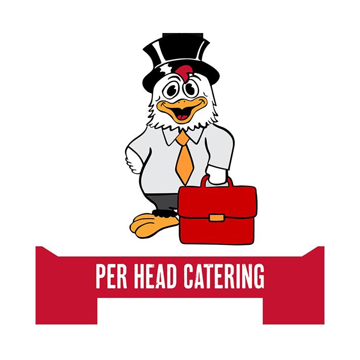 Per Head Catering