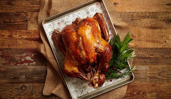 Whole Roast Turkey