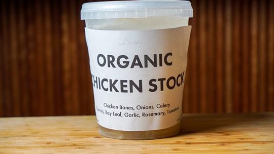 Organic Chicken Stock