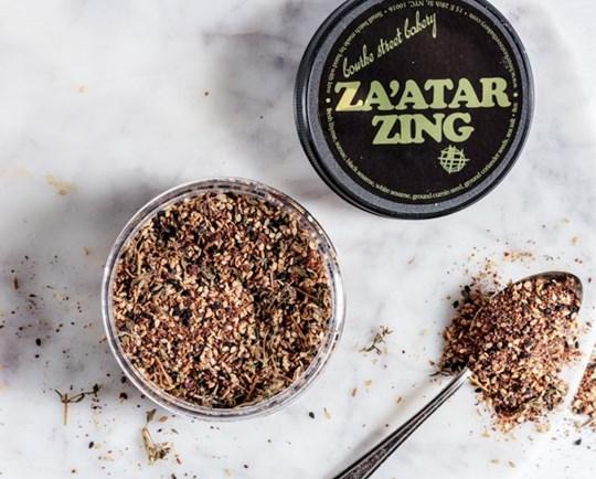 Za'atar Zing