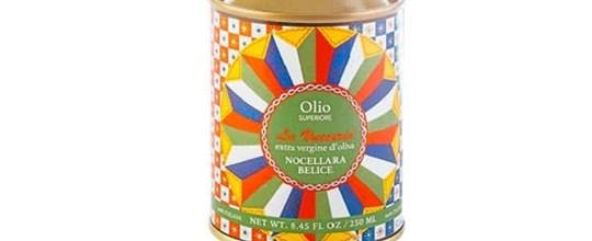 Sicilian Nocellara Belice Extra Virgin Olive Oil 250ml