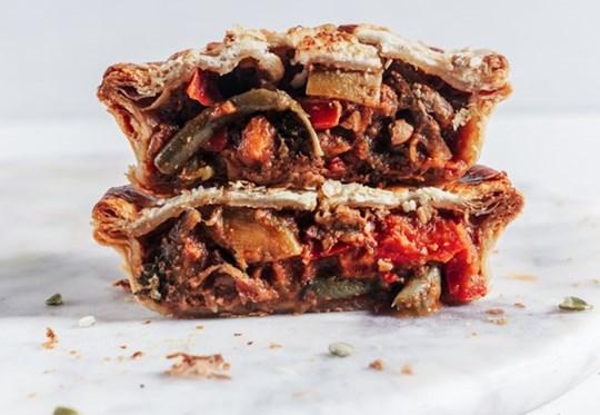 Vegetarian Ratatouille Pie x 2 Pack