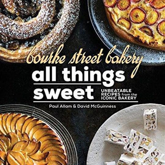 All Things Sweet Cook Book + Tote Bag