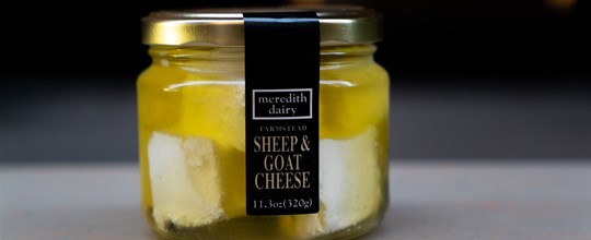 Meredith Dairy - Goats Cheese