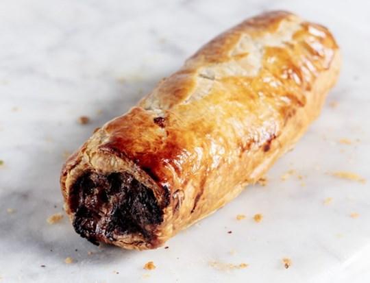 Pork & Fennel Sausage Roll (baked)
