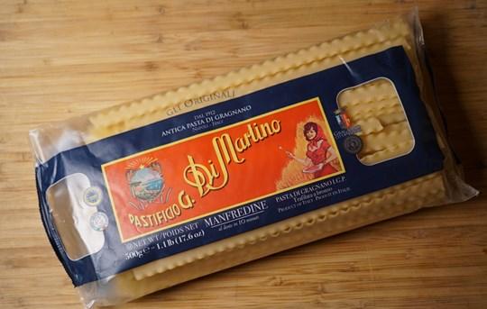 Manfredine Pasta