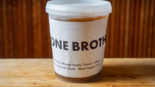 24 Hour Bone Broth