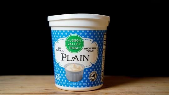 Hudson Valley Plain Yogurt 32oz