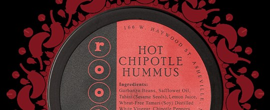 Roots Chipotle Hummus