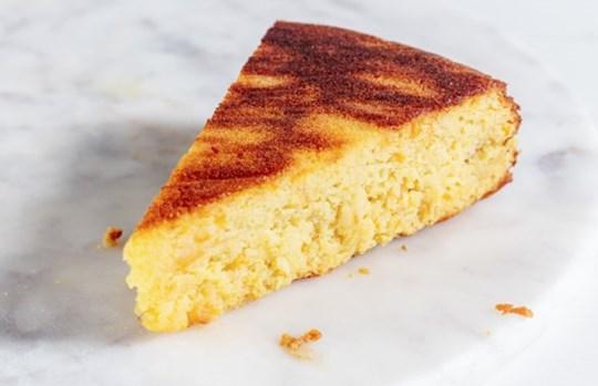 Slice of Orange & Almond Cake (GF)