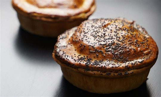 Classic Meat Pie x 2 Pack