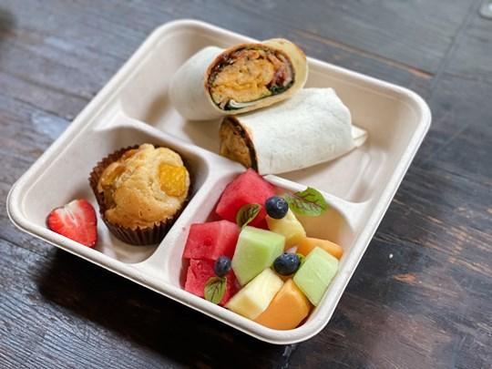 Breakfast box (2) (vego avail)