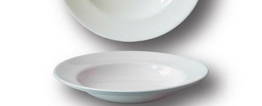 Harmony soup bowl 240mm white