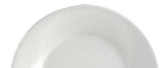 Melamine round bowls 380mm white