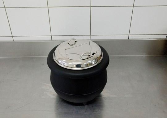 Soup kettle 10 litre