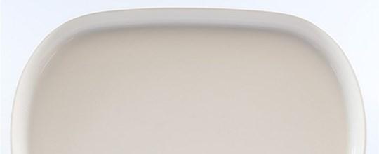 Robert gordon platter 430mm white