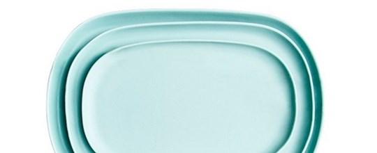 Robert gordon platter 430mm pale green