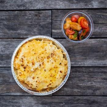 Mini Macaroni & Cheese
