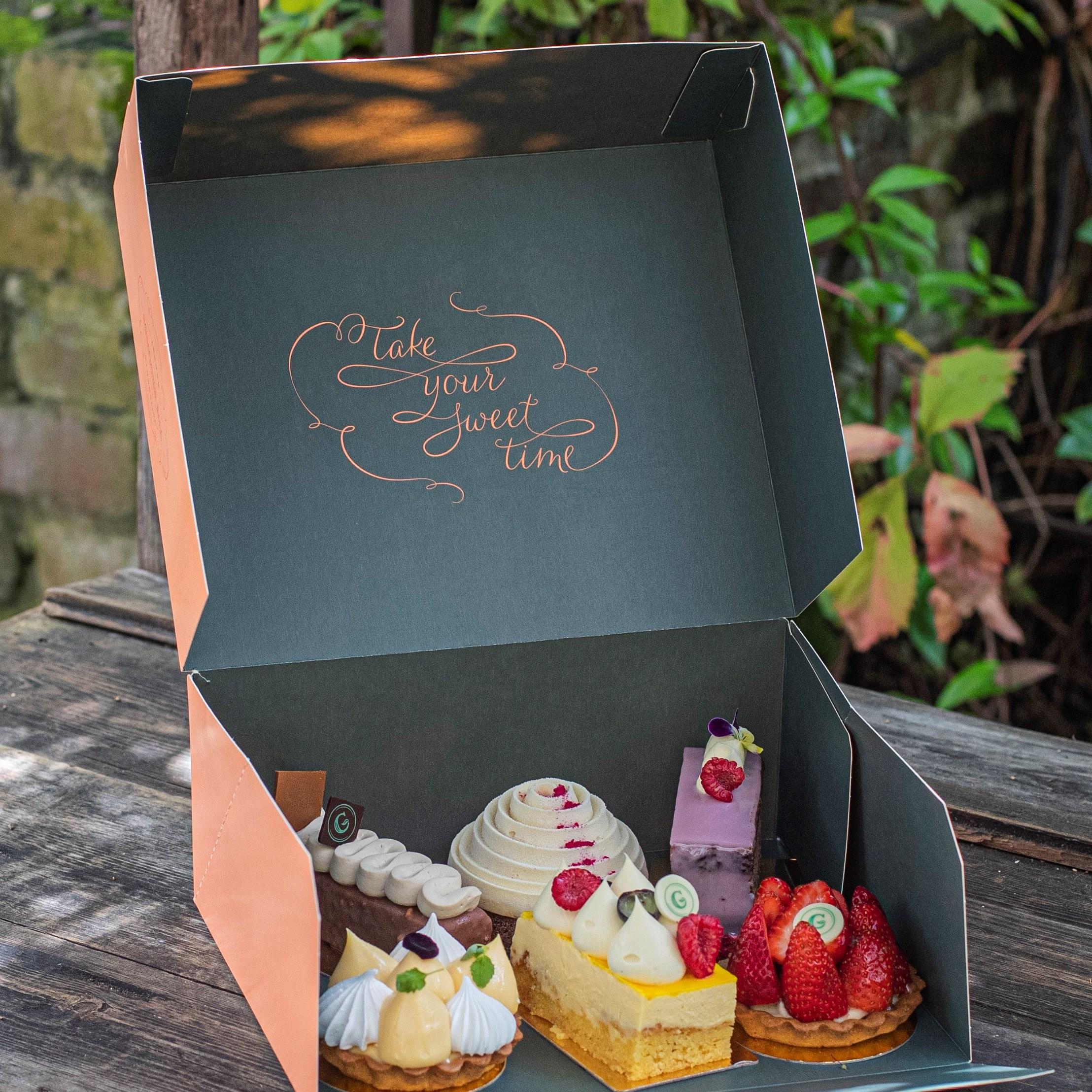 Individual Cakes & Tarts