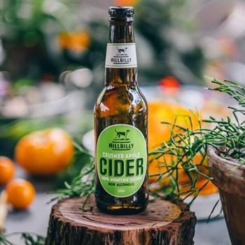 Hillbilly Non-Alcoholic Cider