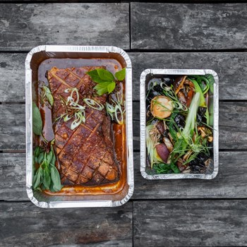 Free-Range Pork Belly